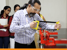 Mechanical Engineering at Mahindra École Centrale